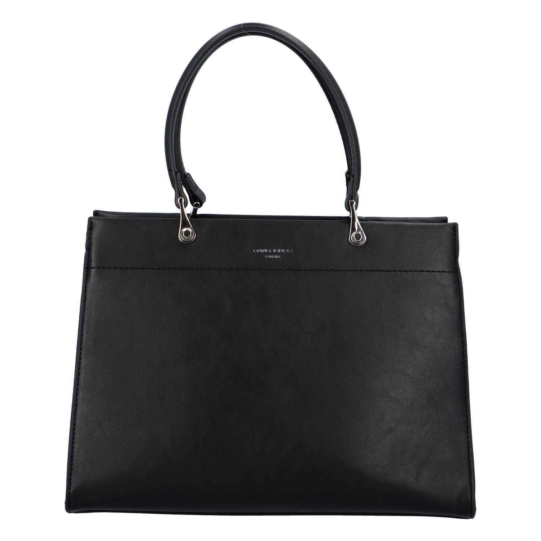 Dámska kabelka do ruky čierna - David Jones Rézza čierna