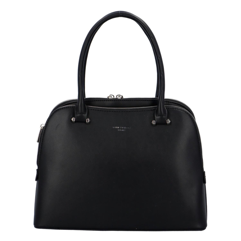 Dámska kabelka do ruky čierna - David Jones Hammi čierna