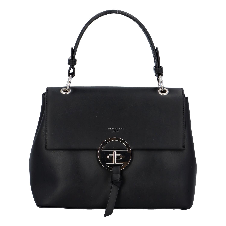 Dámska kabelka do ruky čierna - David Jones Sawary čierna