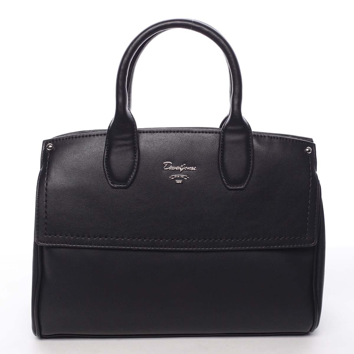 Dámska kabelka do ruky čierna - David Jones Alens čierna