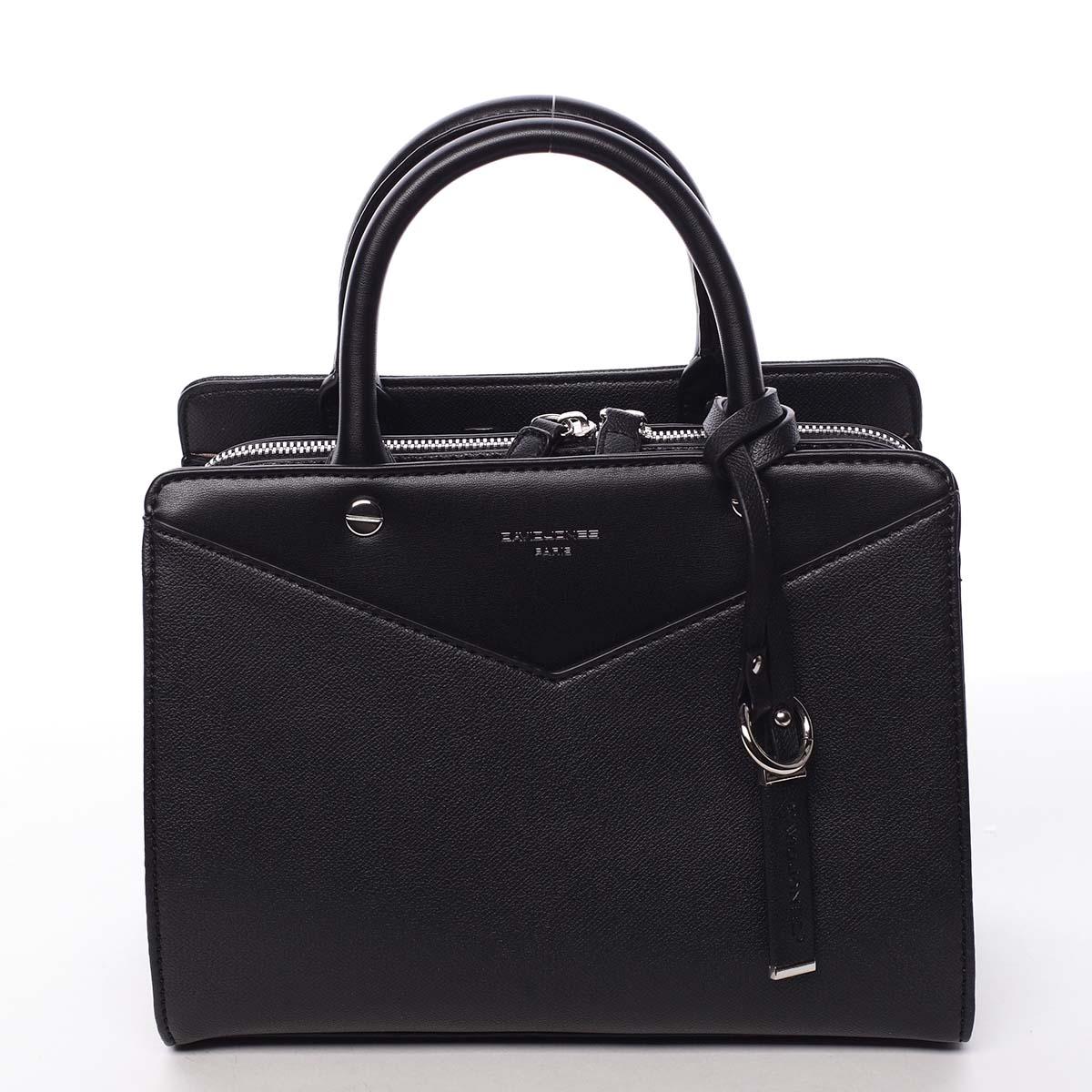 Dámska kabelka do ruky čierna - David Jones Angela čierna