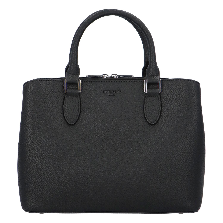 Dámska kabelka do ruky čierna - Hexagona Purdy čierna