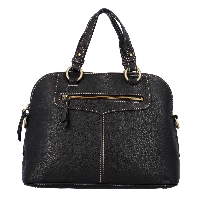 Dámska kabelka do ruky čierna - Hexagona Halida čierna