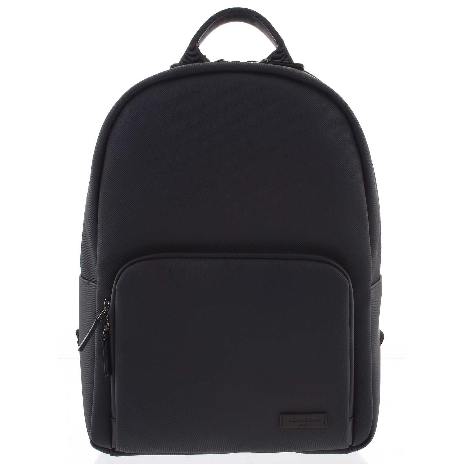 Batoh na notebook čierny - Hexagona Baqer čierna