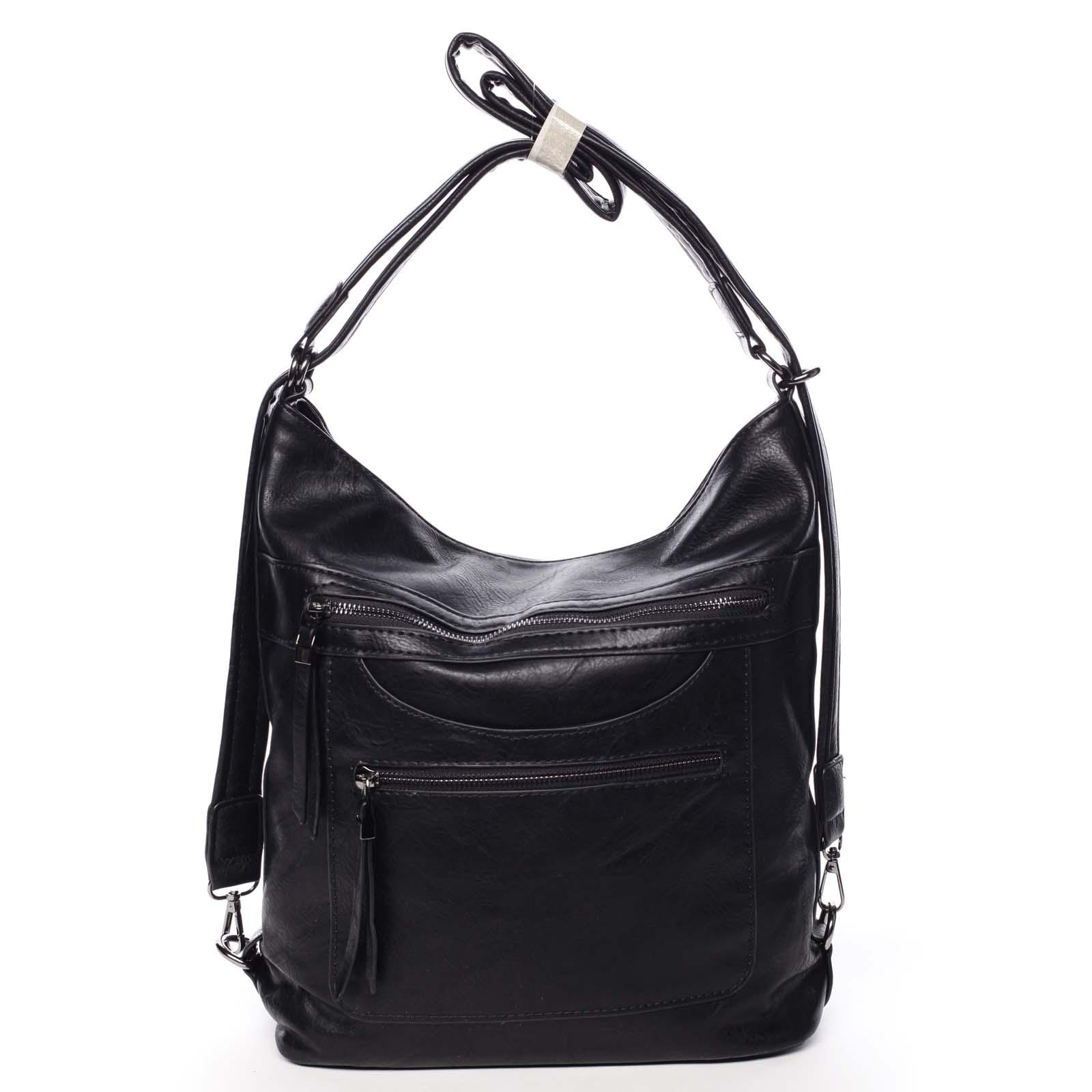 Dámska kabelka čierna - Romina Pamila čierna