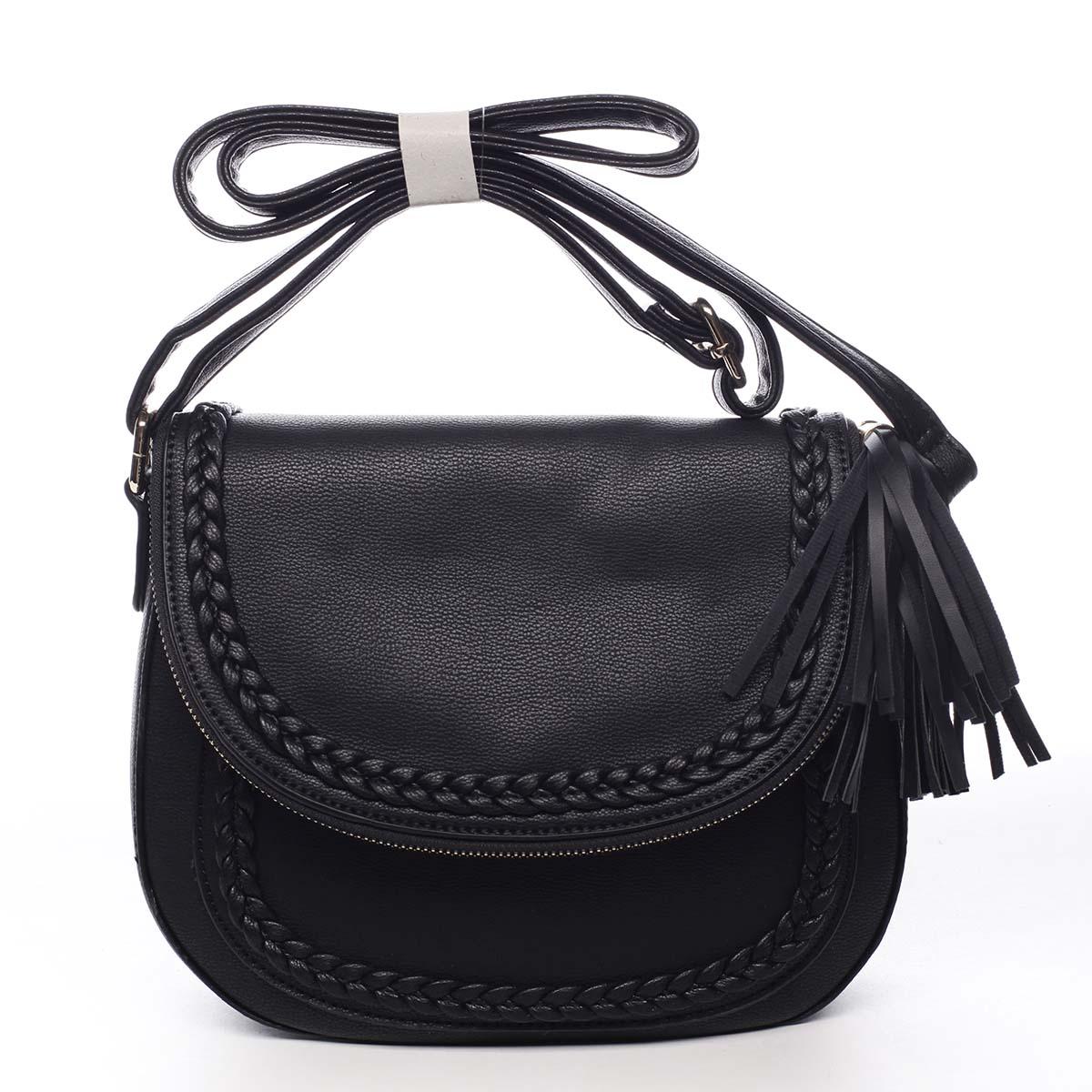 Dámska kabelka čierna - Maria C Jami čierna