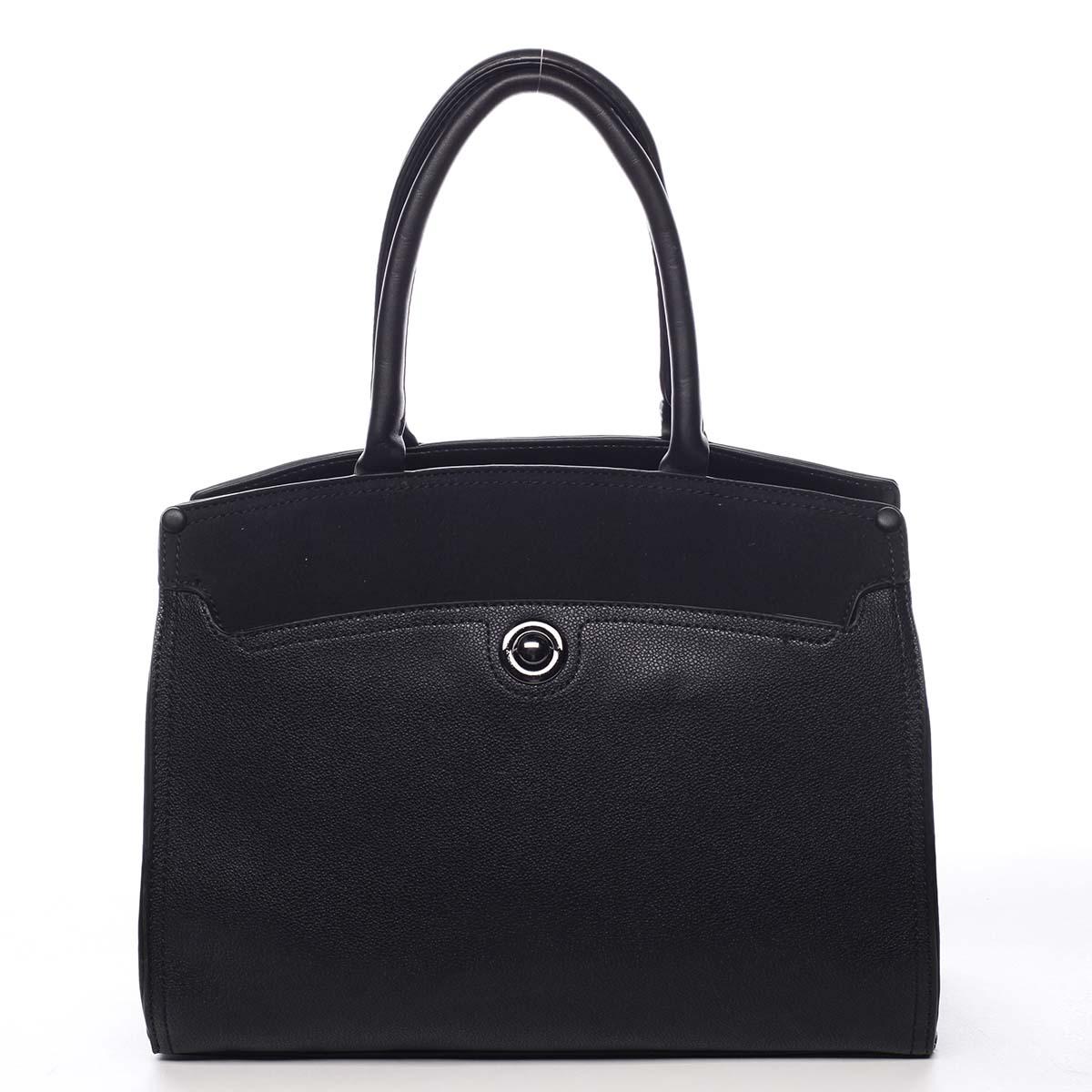 Dámska kabelka do ruky čierna - Maria C Toxic čierna