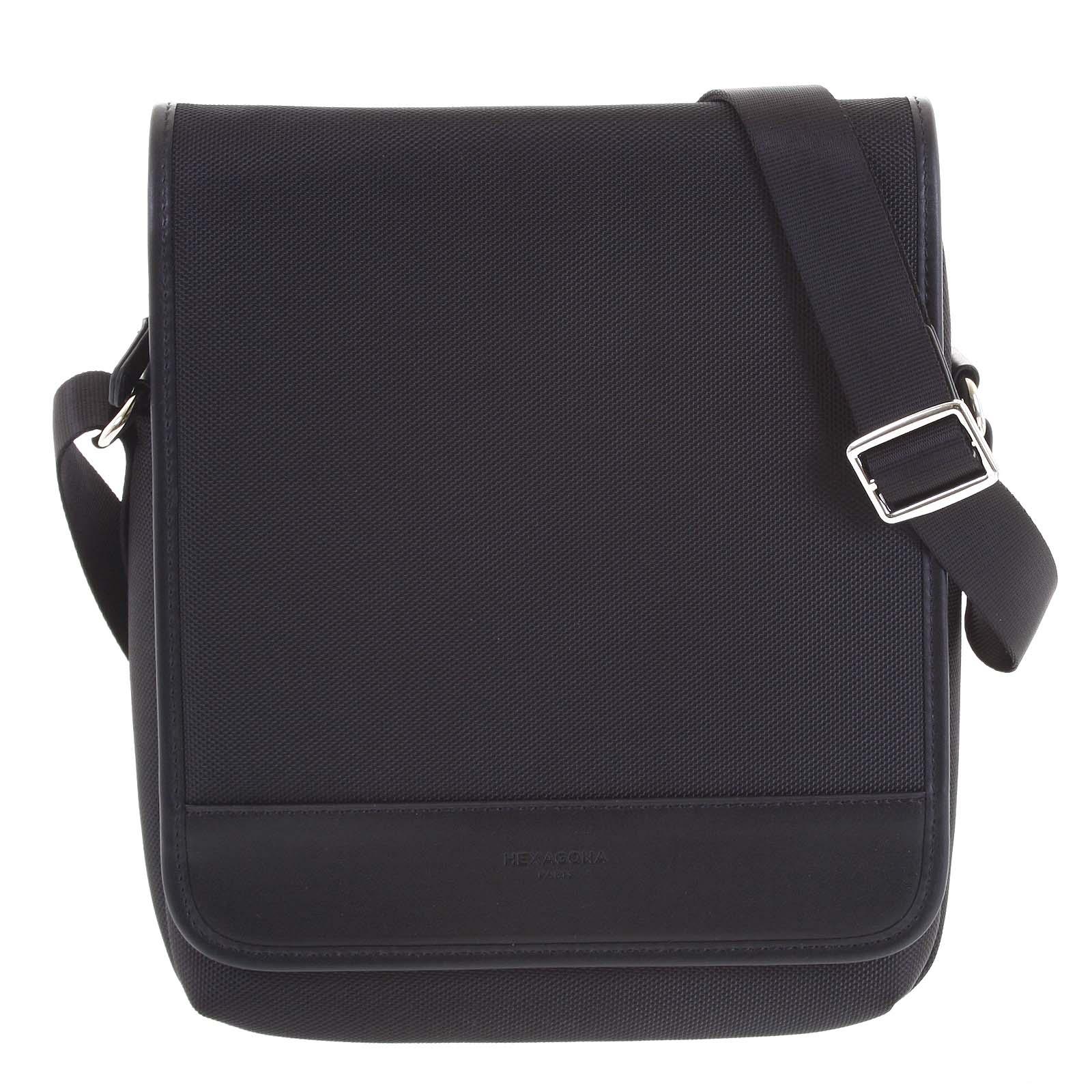 Pánska taška na doklady čierna - Hexagona Qualty čierna