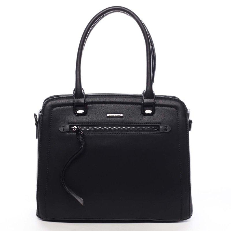Dámska kabelka čierna - David Jones Heaven čierna
