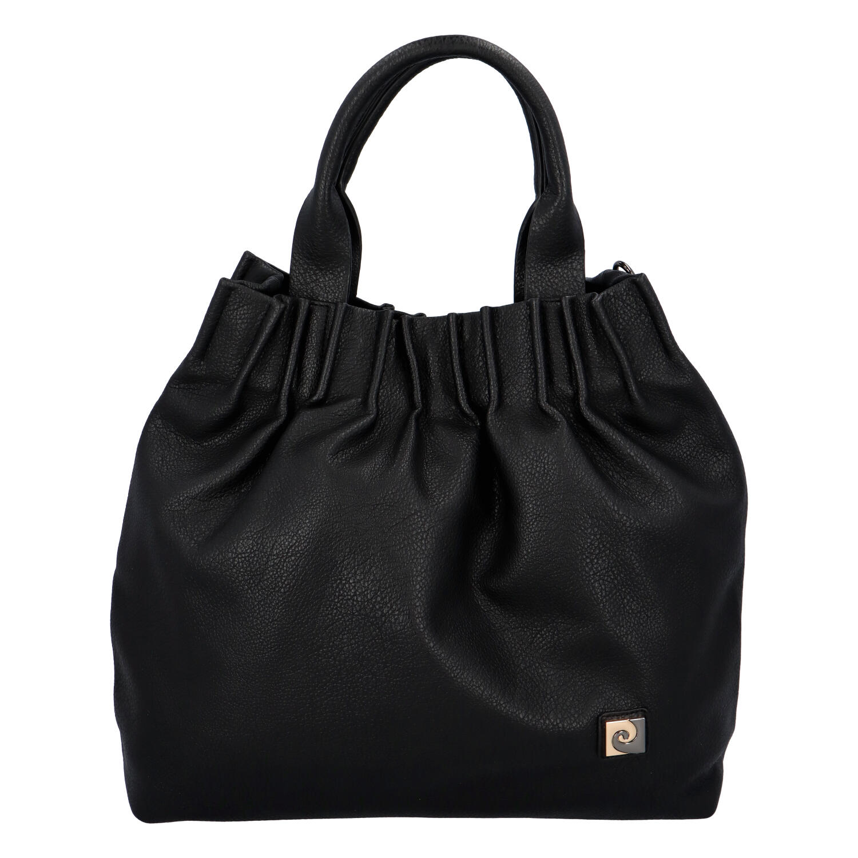 Dámska kabelka čierna - Pierre Cardin Jody čierna