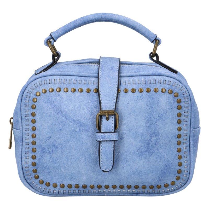 Dámska originálna kabelka svetlo modrá - Paolo Bags Sami modrá