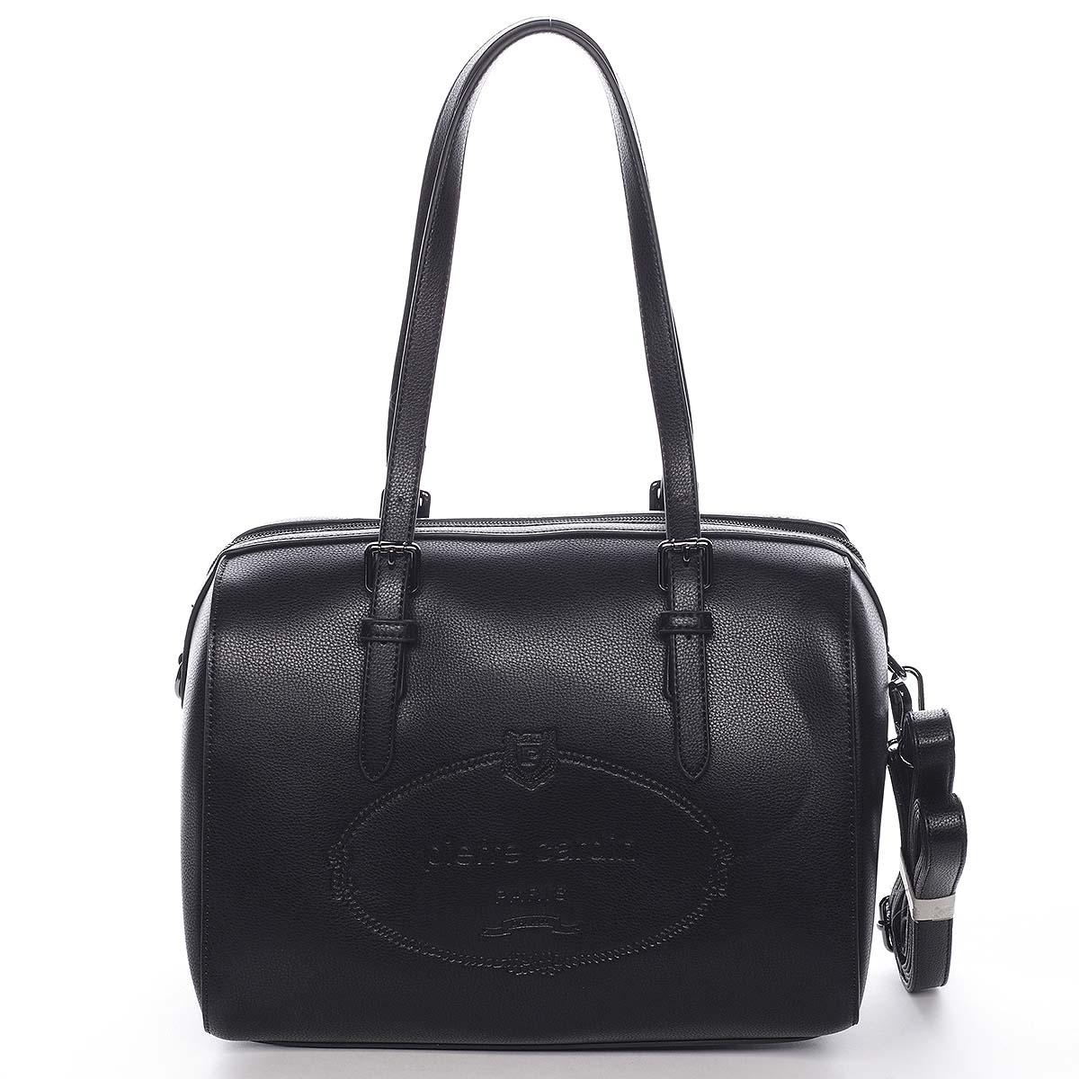 Dámska kabelka čierna - Pierre Cardin Anushka čierna