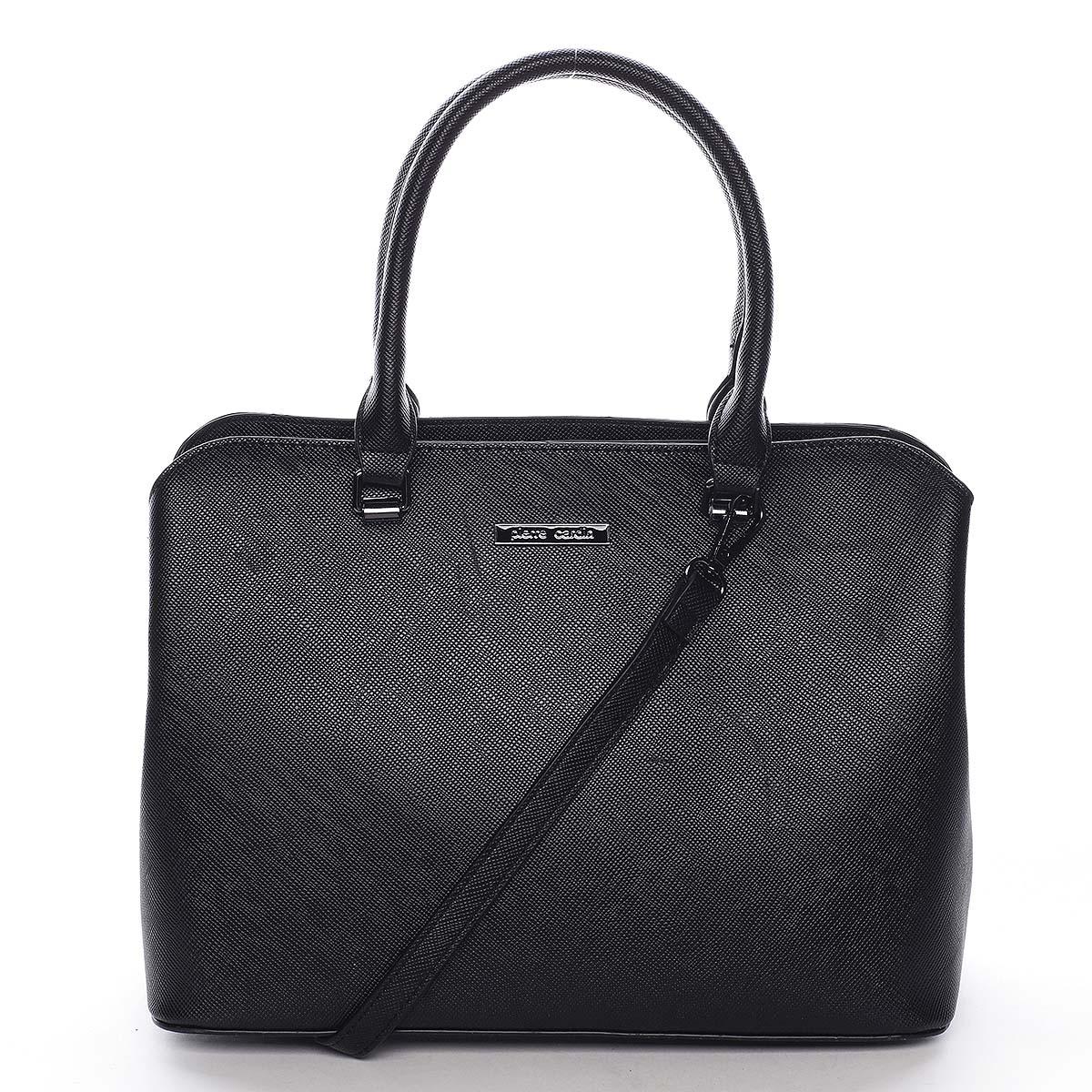 Dámska kabelka do ruky čierna - Pierre Cardin Melodi čierna