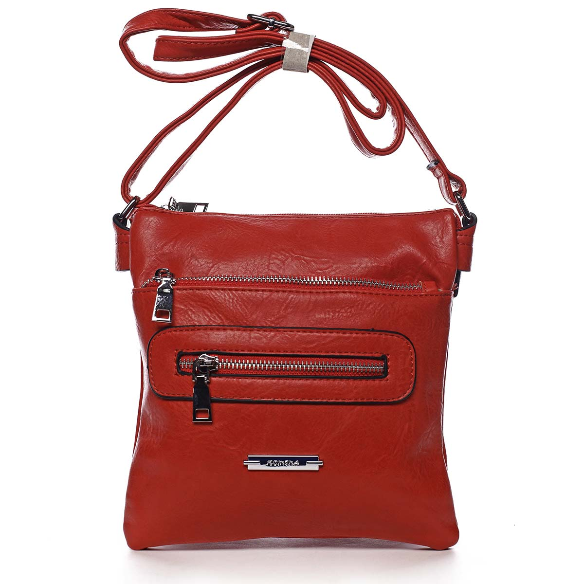 Dámska crossbody kabelka červená - Romina Chasing červená