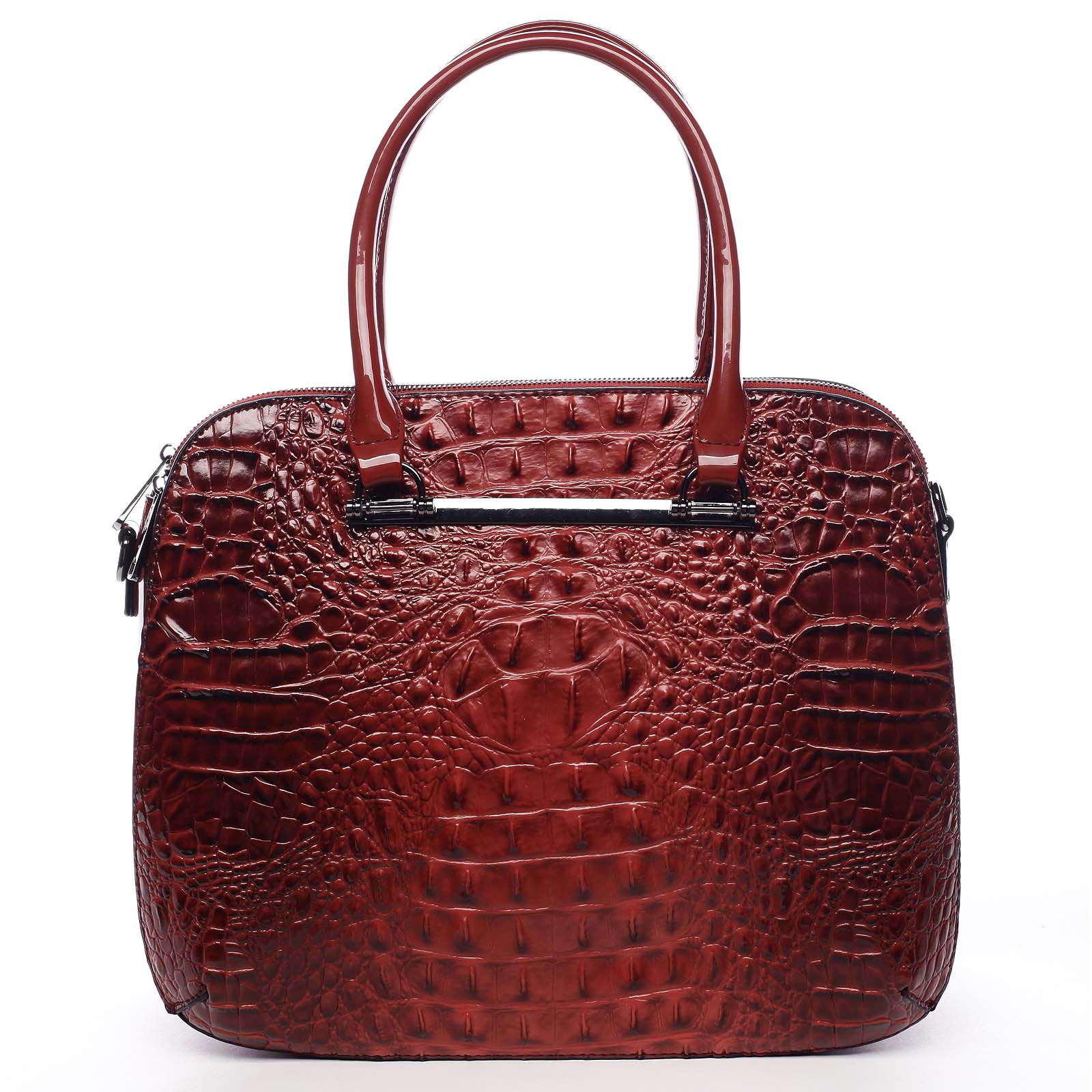 Dámska kabelka do ruky červená - Dudlin Lexi červená