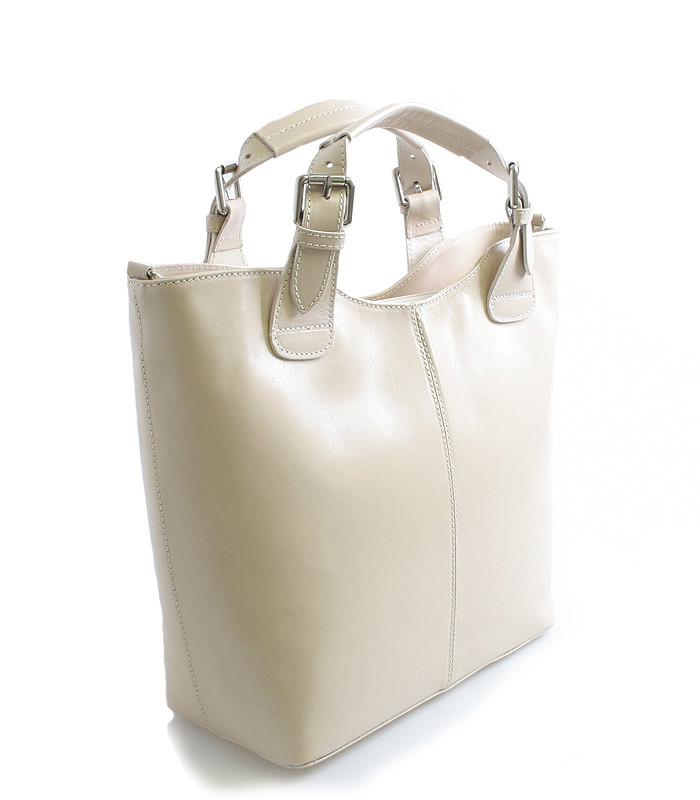 Krémová kožená kabelka ItalY Chloe · Krémová kožená kabelka ItalY Chloe ... 58341c48849