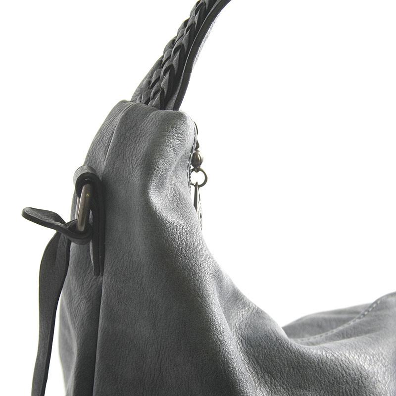 ... Modro-šedá elegantná športová kabelka cez rameno Silvia Rosa Dorothy ... 0c701658b4a