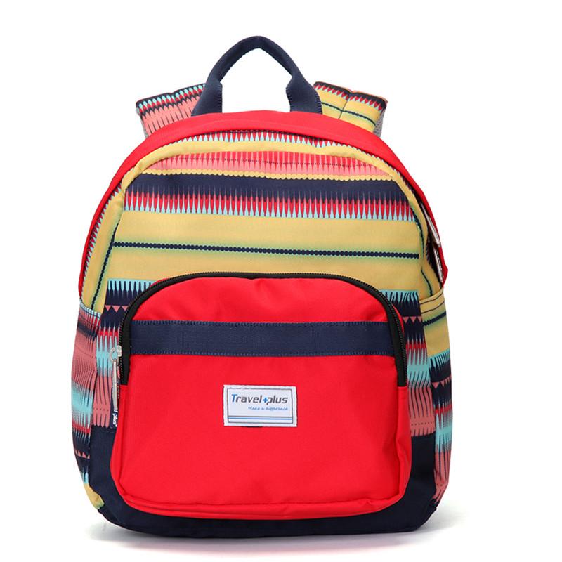 Stredný dámsky farebný batoh na výlety - Travel plus 0643 - Kabea.cz c929b6b98a5