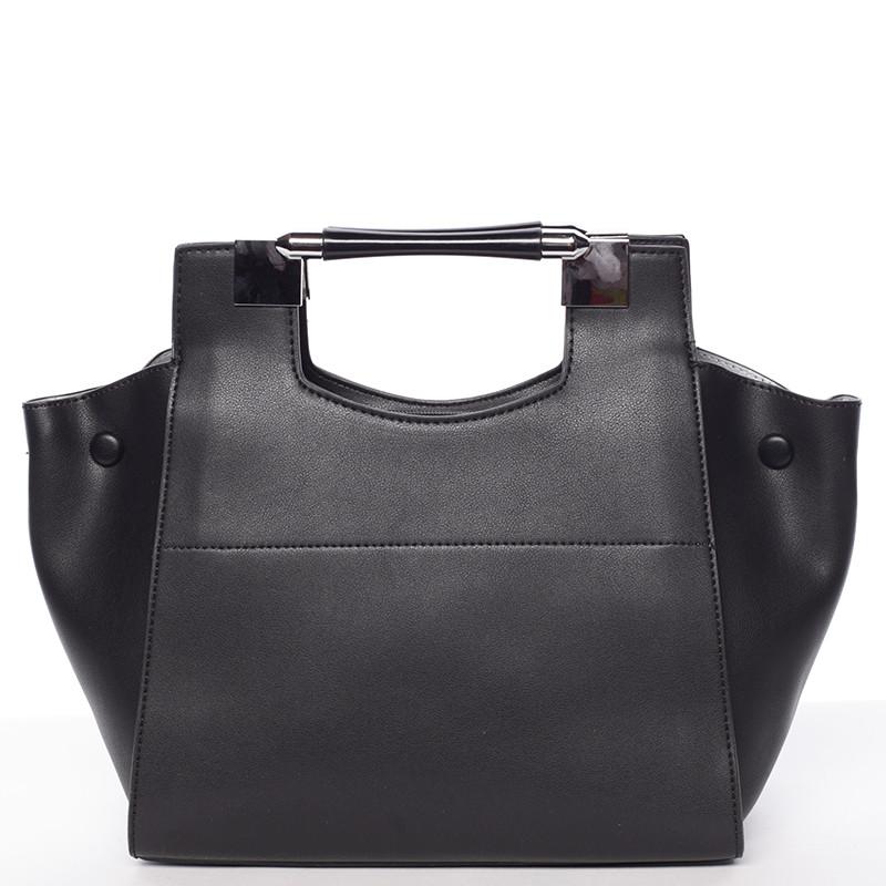Moderná dámska kabelka do ruky čierna - Tommasini Marisa - Kabea.cz 1b54fe2986a