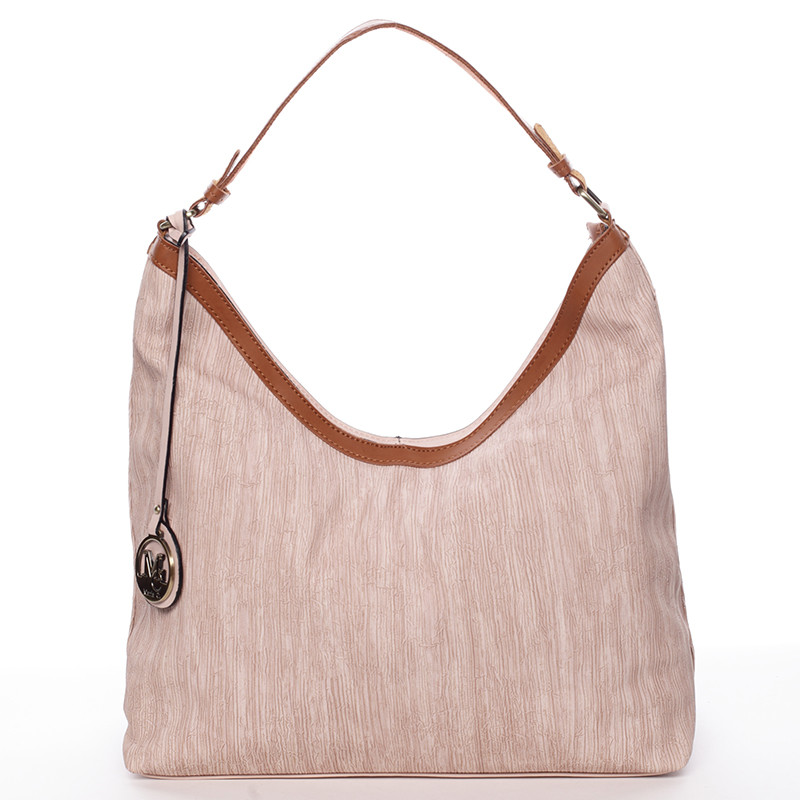 Originálna dámska kabelka cez rameno ružová - MARIA C Ryann - Kabea.cz 5704acf9882