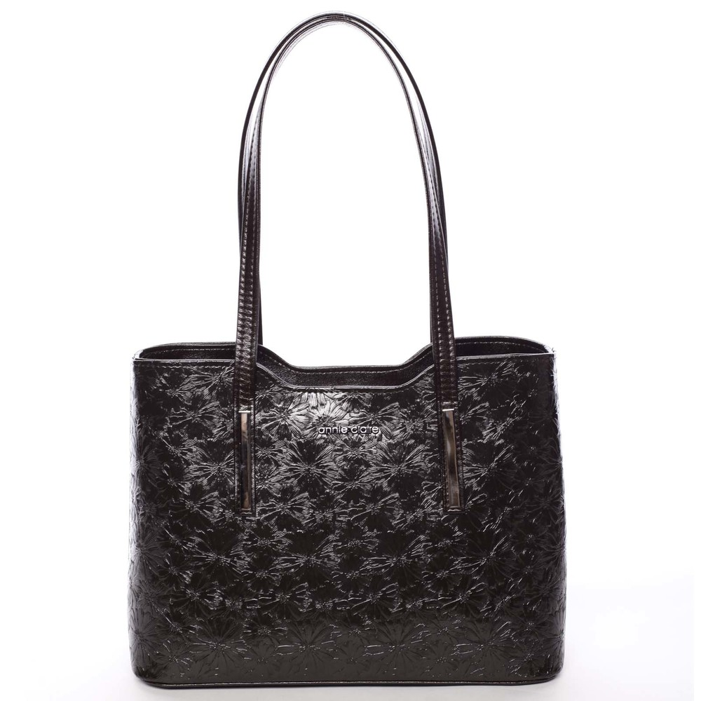Elegantná čokoládovo hnedá dámska kabelka cez rameno - Annie Claire 9081 ... b76863f55fc